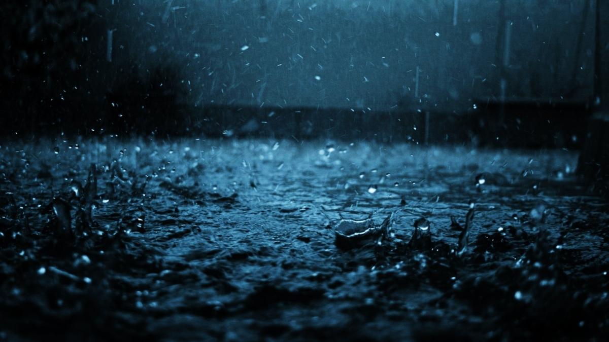 ¿A dónde se va Dios cuando llueve?