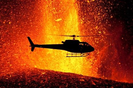 Eyjafjallajoekull Volcano Photography