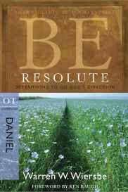 Be Resolute