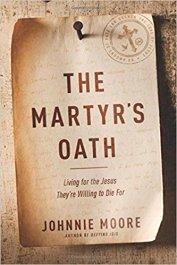 The Martyr's Oath - Natacha Ramos