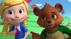 Goldie & Bear - Natacha Ramos